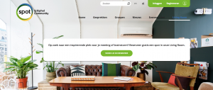 living room schiphol spot offline community