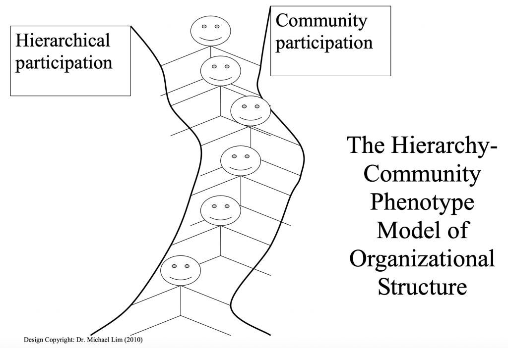 community organisatie